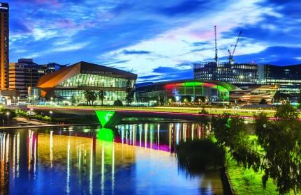 Adelaide Riverbank