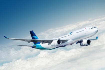 Airbus 330 - ex SYD ex MEL