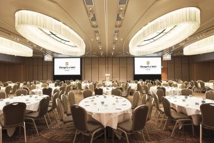 Grand Ballroom_Event 2_Shangri-La Hotel, Sydney