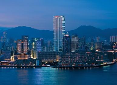 Hyatt Regency Hong Kong, Tsim Sha Tsui - Hotel Exterior