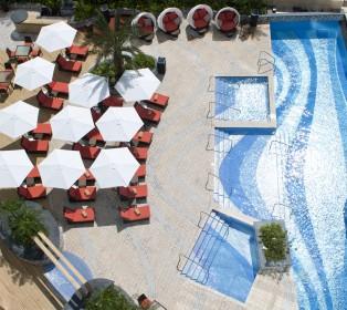 Photo-Mandarin Oriental, Macau-Swimming Pool1
