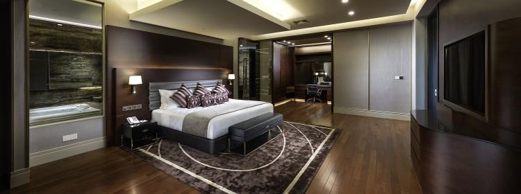 Pres Master Bedroom